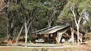 Laikipia Plateau campsite