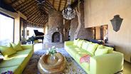 Molori Safari Lodge interior